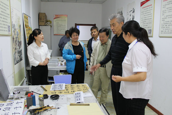 IMG_兴旺社区书法室